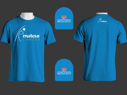 Camisa mateus + saúde