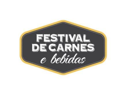 logo festival de carnes e bebidas